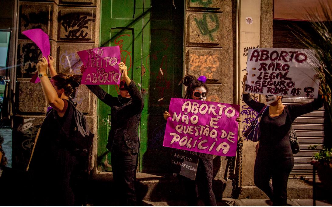 ainda o direito ao aborto