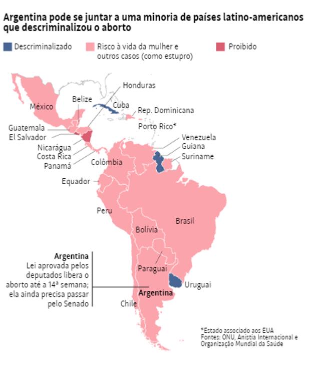 mapa aborto