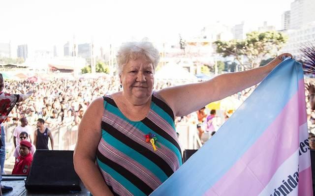 Anyky Lima direitos LGBT
