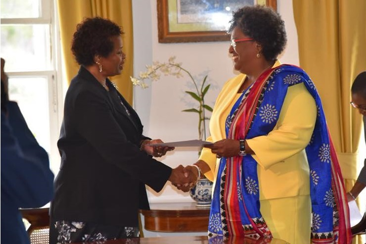 mia-mottley-sworn-in (1)