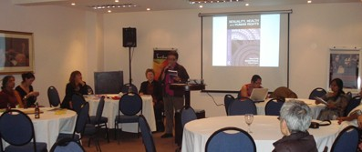 Gloria Careaga apresenta Sexuality, Health and Human Rights