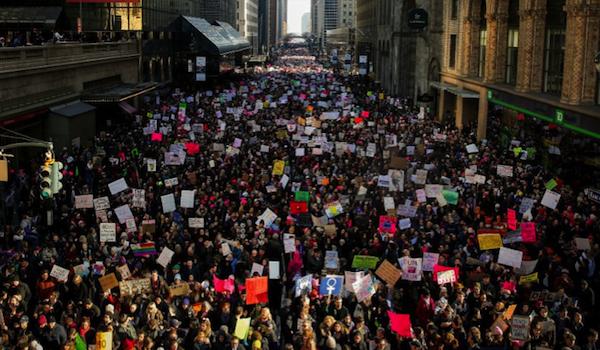 women march3